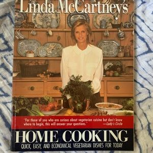 Linda McCartney's Home Cooking Book